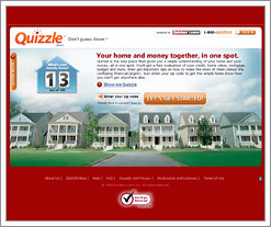 Quizzle: Your Home, Money, Credit and LIfe - All in One Spot by QuizzleTown