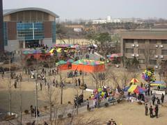 Pyeongtaek campus at graduation