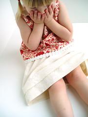 sakura summer top and skirt (littlegirlPearl) Tags: girl shirt clothing toddler handmade top blouse cherryblossom sakura etsy japanesefabric peterpancollar antiquelinen littlegirlpearl