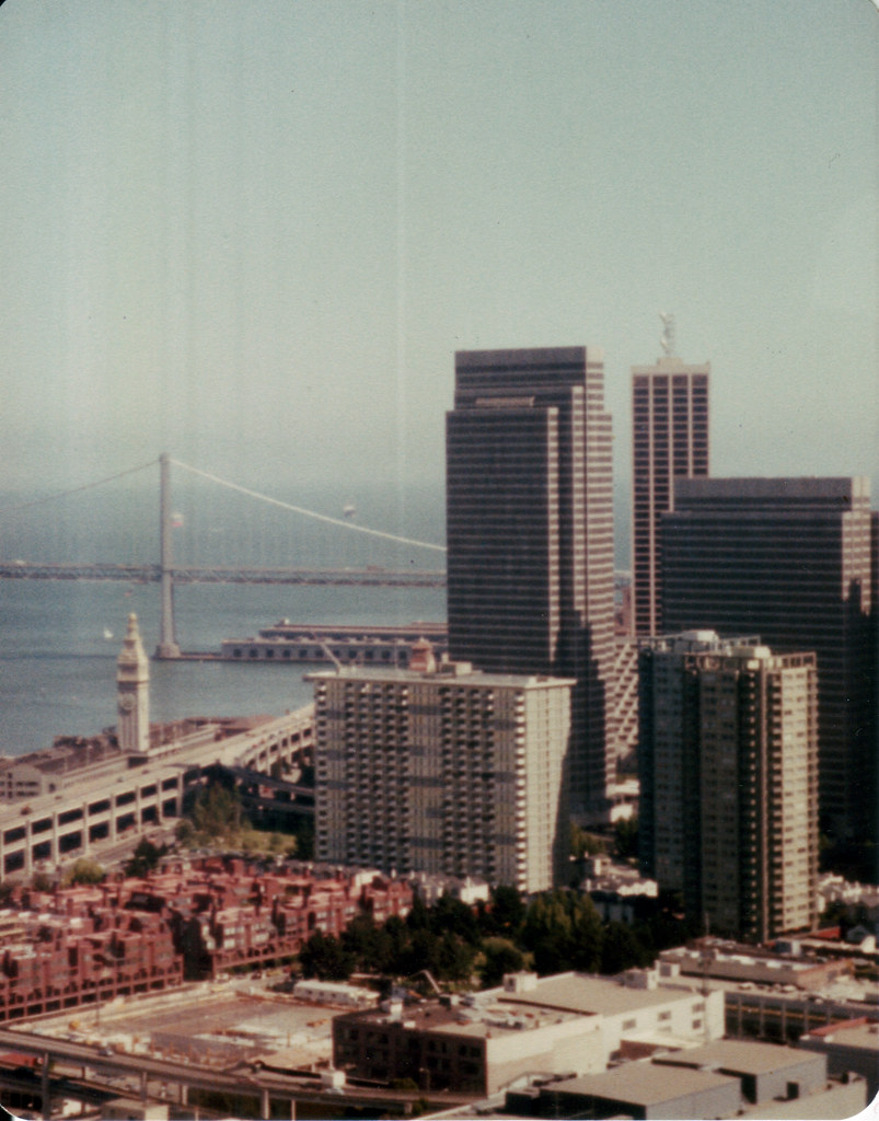 San Francisco June 1982