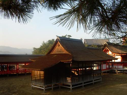 Atardecer en Miyajima
