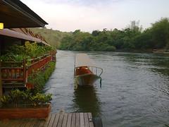 Long Boat River Kwai (SimonBUK) Tags: river kwai