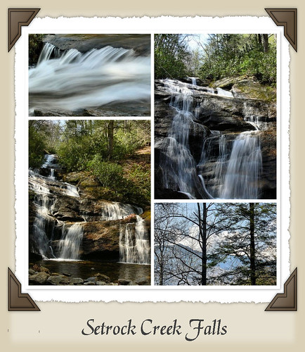 Setrock Creek Falls