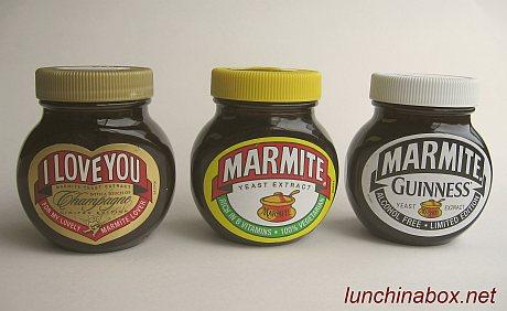 Special edition Marmite lineup