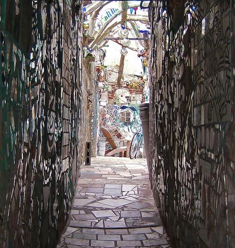 Mosaic Hallway