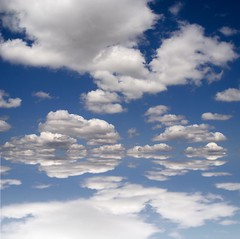 Clouds on Glassy Lake (Creativity+ Timothy K Hamilton) Tags: blue sky cloud white lake reflection clouds mirror 500v20f glassy firstquality 1500v60f 1000v40f