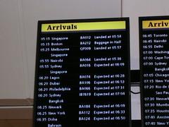 Arrival Board
