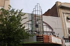 capri theater facade