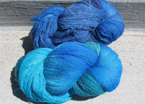 Fleece Artist Yarn for Tempest