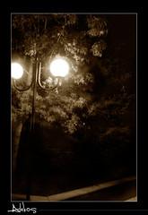 NoTTuRnO (alekos_76) Tags: night bn paesaggi seppia