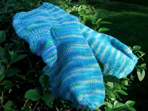 Socks FO 2
