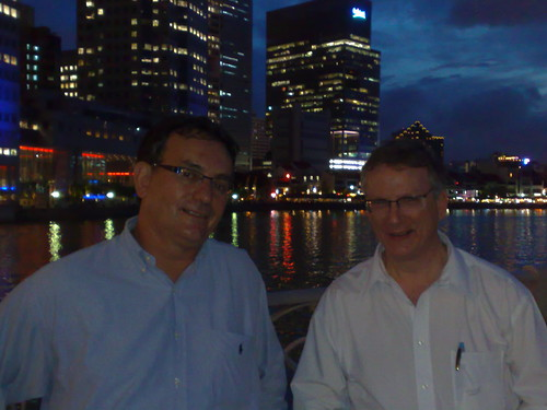 From Daves phone.. Stephen and Phil@Clarke Quay