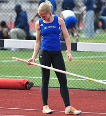 DSC_0611 (MNJSports) Tags: girls bar temple amazing women dramatic georgetown pole stjosephs lasalle delaware messiah polevault swarthmore rutgers ncaa height exciting ursinus cuc trackfield desales richardstockton muehlenburg swarthmorelastchancetrackmeet