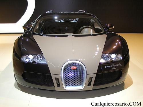 Salón del Automóvil Barcelona 2009 - Bugatti (I)