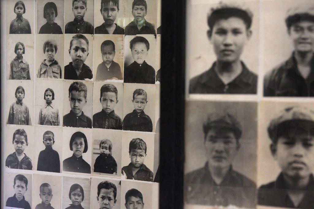 Genocide Museum, PHnom Penh
