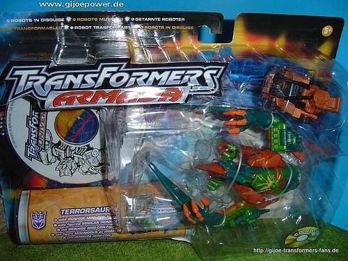Terrorsaur Armada Supercon Transformers 001