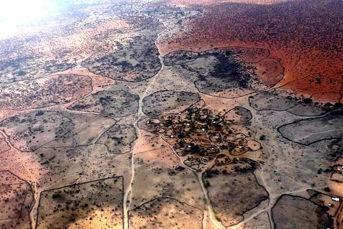 Near Dadaab (Kenya) - Somali Village