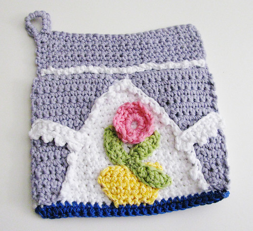 Pot holder: The Window