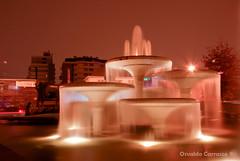 Plaza México (Ozvy) Tags: plaza del mexico mar agua viña fuente pileta plazaméxico