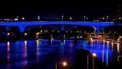 I-35W Saint Anthony Falls Bridge (2008) (Dean Gulstad) Tags: