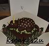 3d dinosaur cake (kscakes2u) Tags: cake 3d dinosaur glasgow stegosaurus