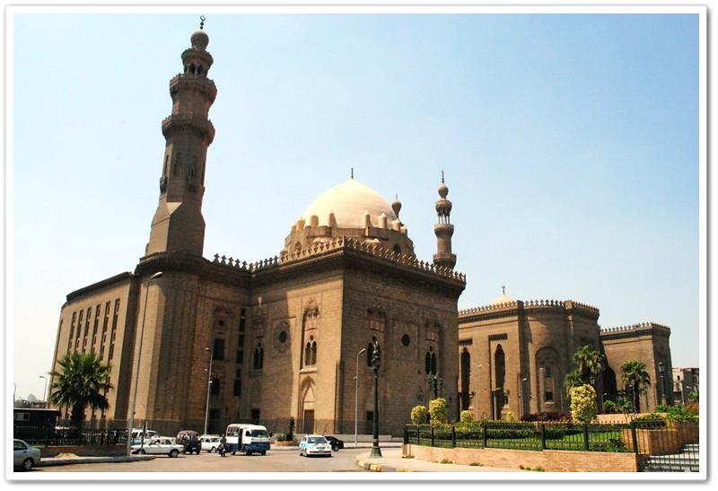 1蘇丹哈桑清真寺