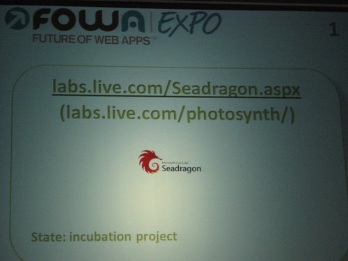Microsoft Seadragon