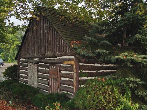 Bronco Charlie's Cabin