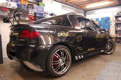 Tigra (dump_jill) Tags: cars modified soundsystem opel kicker tigra showcar