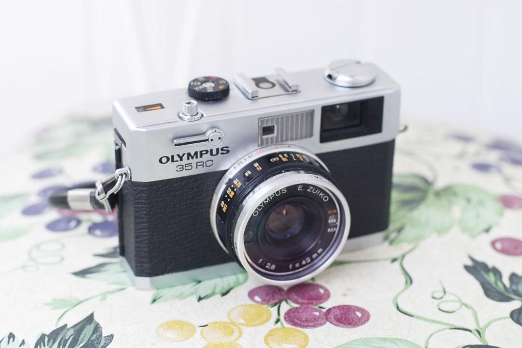 Olympus 35RC Rangefinder