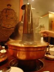 景泰藍的紫銅鍋