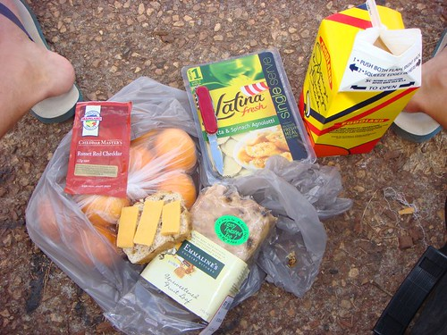 Food!!! Supermarkets! Civilization! Arrival Tennant Creek, NT.