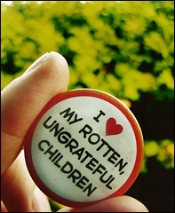 Best Button Ever... (blonde_sage) Tags: children funny pin dof button interestingness402 i500402 ysplix top20vivid