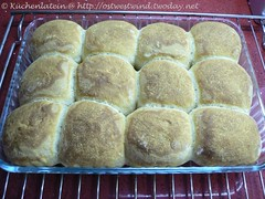 Tender Potato Bread 027