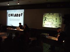 eniarof Presentation Dorkbot tokyo