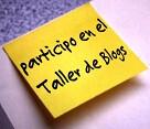 participo en el Taller de Blogs