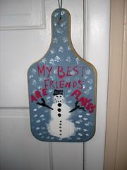 Kaycie snowman