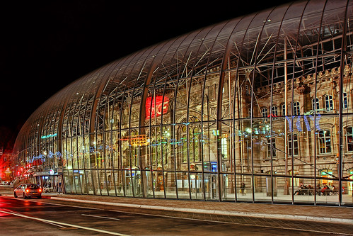 dcdead photo La Gare de Strasbourg