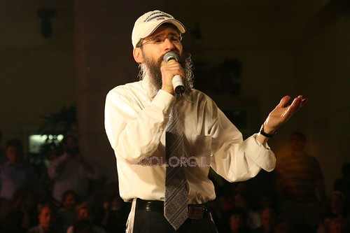 Avraham Fried in Florida 2
