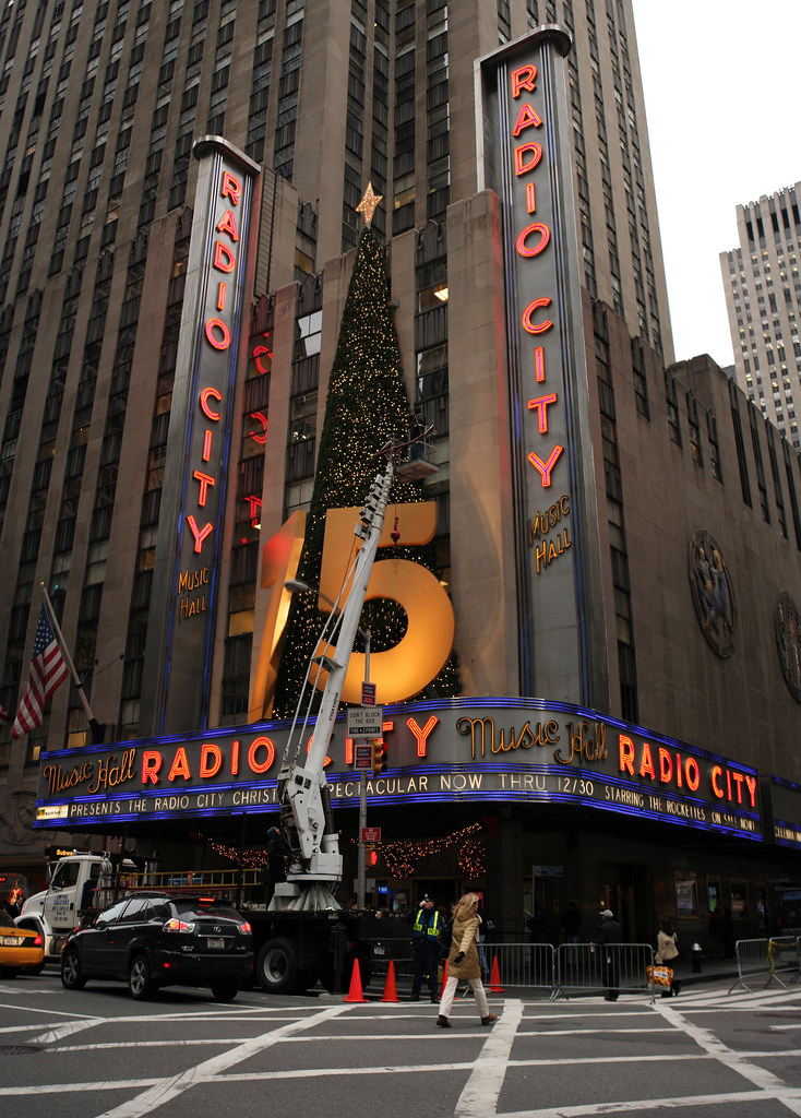Radio City Music Hall 75