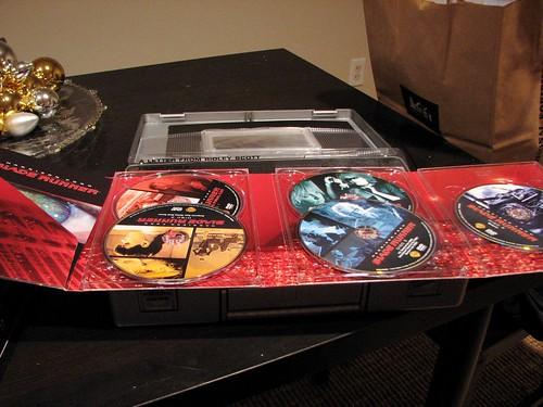 DVD Inner Case Unfolded