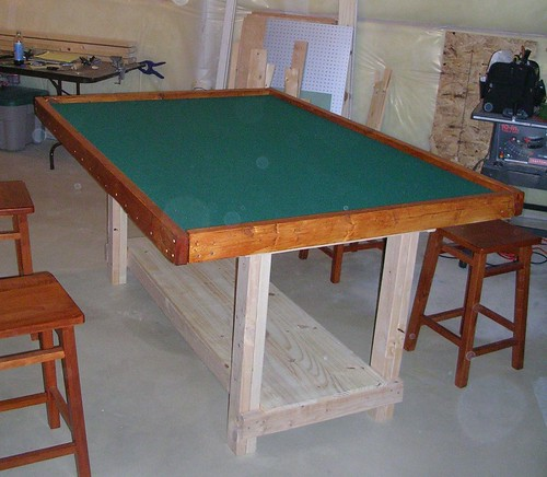 Game Table Overlay