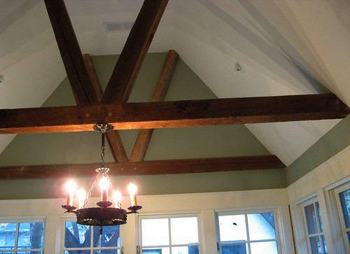 beams with good lighting