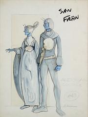 Andorians sketch