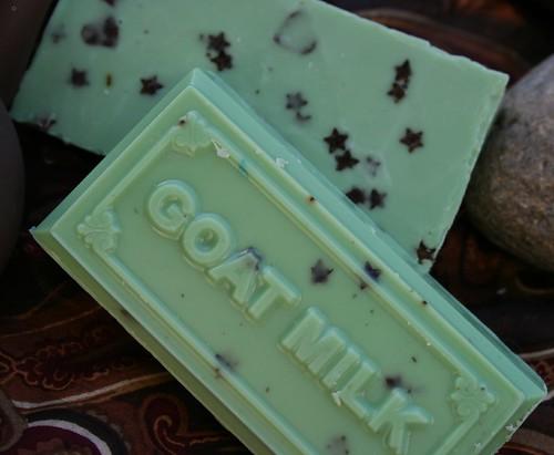 Seacliff soap