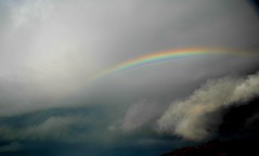 Rainbow over Duxbury Reef (gcquinn) Tags: rainbow geoff bolinas geoffrey reef quin duxbury platinumphoto impressedbeauty flickersbest betterthangood
