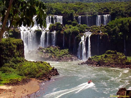 Cataratas del Iguazú 011 / Iguassu Falls 011 por Claudio.Ar.
