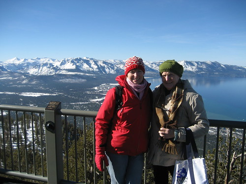 Me & Mom at Heavenly