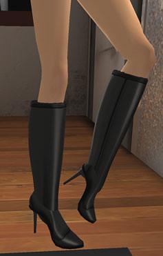 Blaze free boots