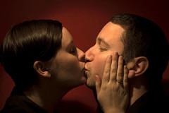 52 - 2 - be my valentine? (Mrs Brownhorse / Baby Brownhorse) Tags: red adam kiss kissing couples valentine alison 52weeks mrsbrownhorse mrbrownhorse